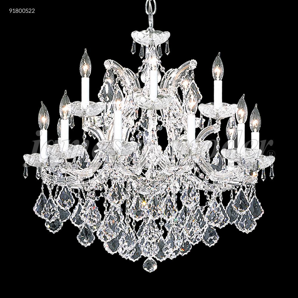 Maria Theresa 15 Arm Chandelier Maria Theresa