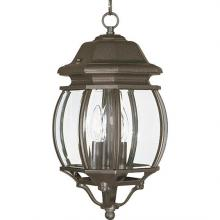 Maxim 1036RP - Crown Hill 3-Light Outdoor Hanging Lantern