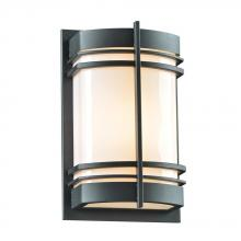 PLC Lighting 16675BZ - PLC 1 Light Outdoor Fixture Telford Collection 16675BZ