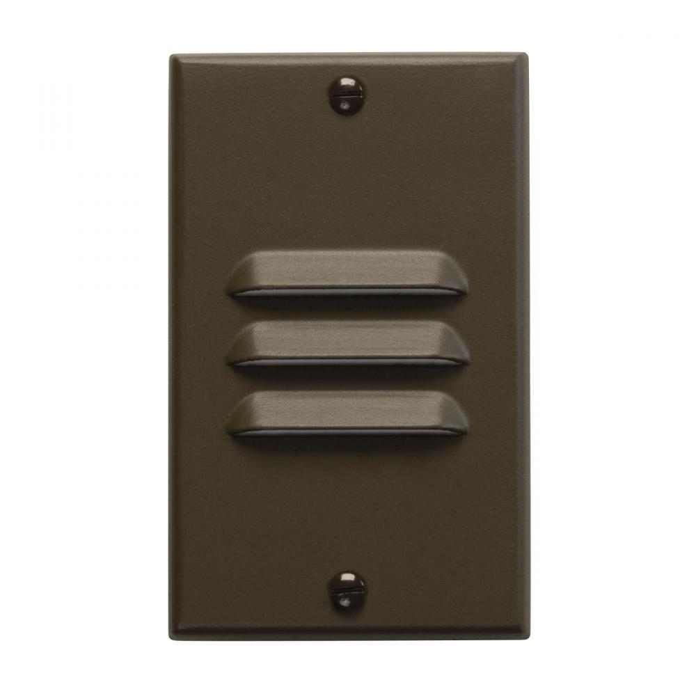 Led Step Light Vertical Louver