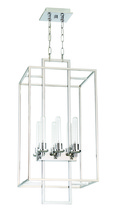 Craftmade 41536-CH - Cubic 6 Light Foyer in Chrome