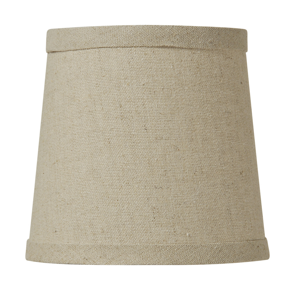 Design & Combine Clip Shade in Natural Linen