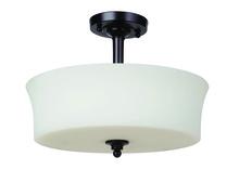 Jeremiah 41753-OB - Helena 3 Light Semi Flush in Oiled Bronze