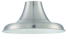 Jeremiah M10BNK - Design-A-Fixture Mini Pendant Shade in Brushed Polished Nickel