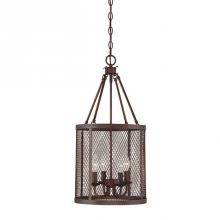 Millennium 3364-RBZ - Pendants serve as both an excellent source of illumination and an eye-catching decorative fixture.